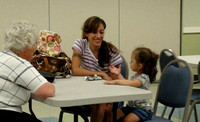 "July 20, 2012 - ""Bring a Little Friend Day"" at the Hopkinton Senior Center took place last week.© HCAM"