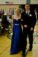 Class of 2013 Jr. Prom Grand March