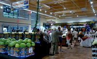 June 20, 2012 - The Preview Party at Price Chopper drew a large crowd and raised over $2,000 for local non-profits. M© Michelle Murdock