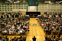 June 1, 2012 - Congratulations Hopkinton High School Class of 2012. © Mike Torosian