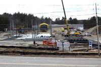 March 9, 2012 - Picture of the progress being made at the Price Chopper on South Street.© Dick Bartlett