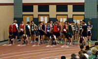 December 14, 2011 - Hopkinton vs. Holliston Track Meet today at the Athletic Center.© Michelle Murdock