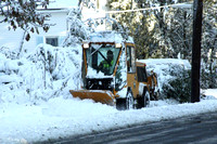 October 30, 2011 - Sidewalk plow on Hayden Rowe.