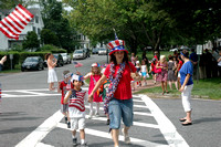 June 10, 2011 - Students at Center School celebrated Flag Day today.© Michelle Murdock