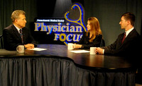 June 8, 2011 - Dr. Bruce Karlin hosts another edition of Physician Focus at the HCAM Studios. This episode is on Parkinson's Disease and his guest are Dr. Hohler and Dr. Frank.© Mike Torosian