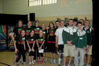 April 14, 2011 -- The Boys and Girls Varsity Track Team attends Kenya Day at Elmwood School.© Michelle Murdock