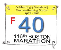 Celebrating 4 Decades of Women Running Boston