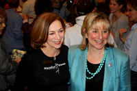 Kathrine Switzer and Senator Karen Spilka
