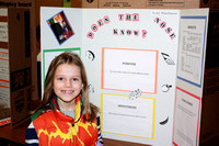 Avery  Hutchinson, Elmwood Science Fair