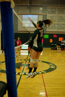 Hiller Volleyball 2012-2013 Senior Night
