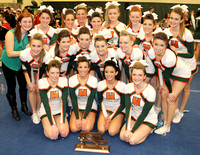 Cheer Division 2 State Championship