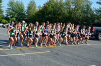 XC Hopkinton Vs. Norton 9/11/13