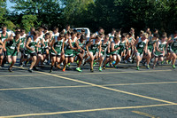 XC Boys - Hopkinton Vs. Westwood 9/12/12