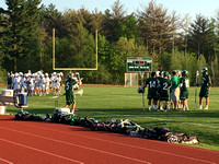 Hillers Boys Lacrosse Senior Night 2016-2017