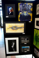HHS Honors Art Display May 2013